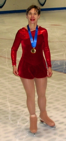 Barb at 2004 ISI District 1 Championships